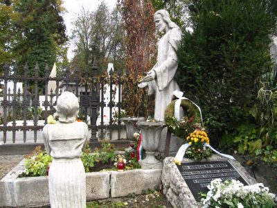 (cod 4866) Cimitirul Hajongard