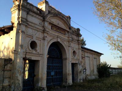 (cod 3617) Cimitirul evreiesc din Focșani