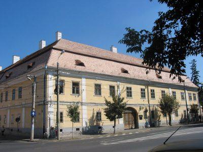 (cod 5927) Clădirea Bibliotecii Teleki