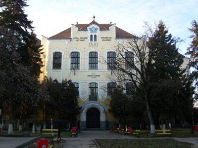 (cod 5928) Clădirea Liceului Bolyai