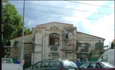 (cod 3618) Clădirea Poștei din Focșani