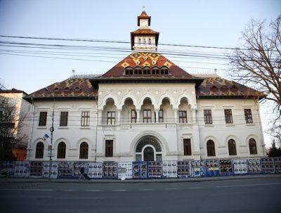 (cod 3619) Clădirea Prefecturii din Focșani