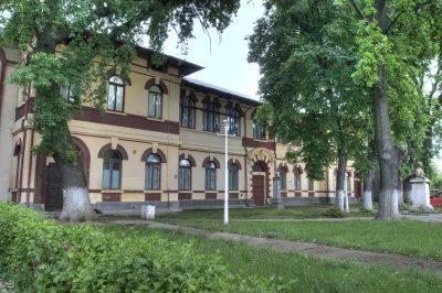 (cod 3924) Colegiul Naţional Vasile Alecsandri