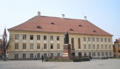 "(cod 3888) Colegiul Naţional ""Samuel von Brukenthal"""