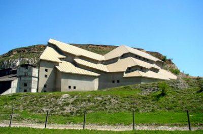(cod 5014) Complexul monastic de la Murfatlar