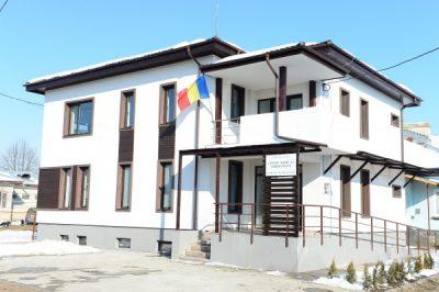(cod 5321) Comuna Dărmănești