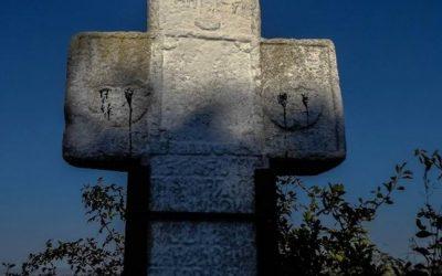 (cod 3621) Crucea ciumaților
