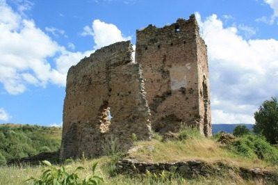 (cod 3390) Cumidava – Castrul roman de la Râșnov