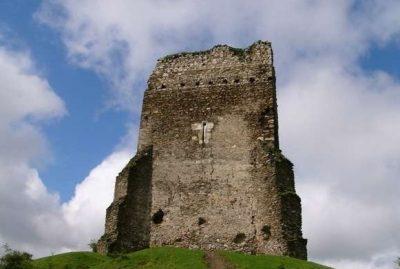 (cod 2428) Donjonul Turnul lui Ovidiu, Turnu Ruieni