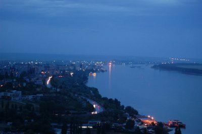 (cod 3925) Dunărea