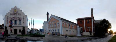 (cod 6112) Fabrica de bere din Timişoara