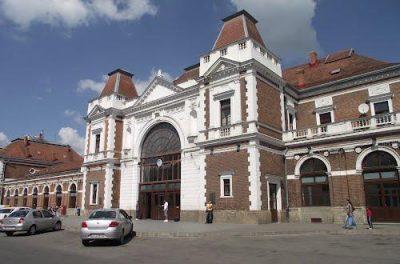 (cod 4885) Gara Cluj-Napoca