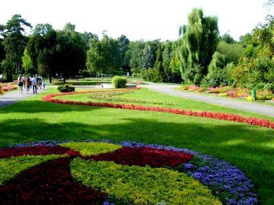(cod 6115)   Grădina Botanică din Timişoara