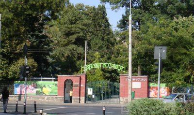(cod 4111) Grădina Botanică