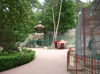 (cod 2759) Grădina Zoologică Piatra Neamț