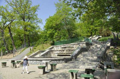 (cod 3891) Grădina zoologică Sibiu