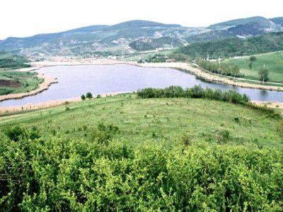 (cod 4896) Lacul Ştiucilor