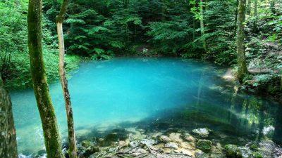 (cod 3159) Lacul Albastru, Baia Sprie