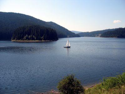 (cod 4895) Lacul Beliș-Fântânele