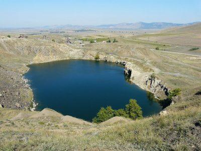 (cod 6608) Lacul Iacobdeal, Turcoaica
