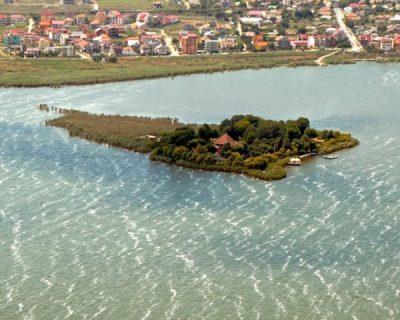 (cod 5025) Lacul Siutghiol, Mamaia