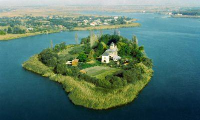 (cod 4116) Lacul Snagov