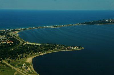 (cod 5026)  Lacul Techirghiol