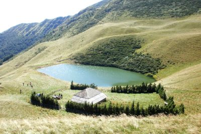 (cod 4710) Lacul Vulturilor/Lacul fara fund