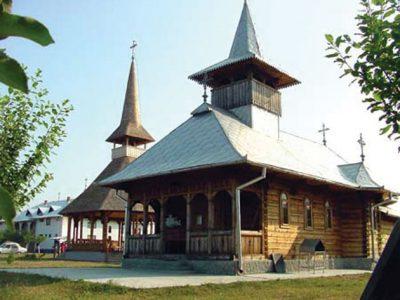 (cod 6046)  Mănăstirea Țeghea, comuna Craidorolț