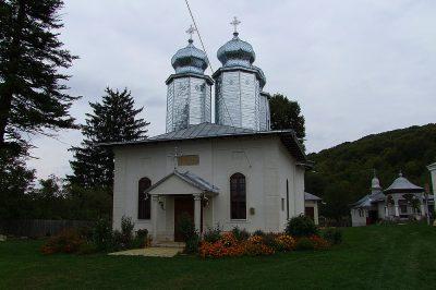 (cod 4712) Mănăstirea Barbu