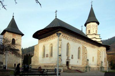 (cod 2710) Mănăstirea Bistrița