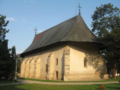 (COD 5442)  Mănăstirea Bogdana, Bogdana