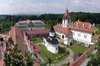 (cod 3415)   Mănăstirea Brâncoveanu – Sâmbăta de Sus