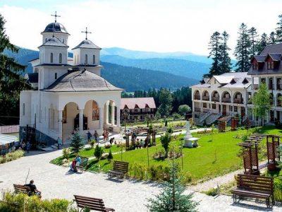 (cod 3734) Mănăstirea Caraiman