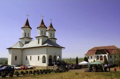 (cod 5935)  Mănăstirea Cipăieni, comuna Sânger