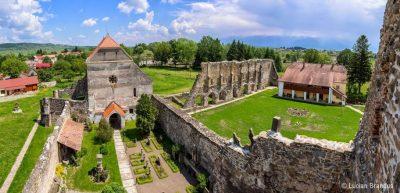 (cod 3892) Mănăstirea Cisterciană Cârța