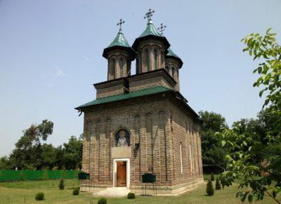 (cod 5336)  Mănăstirea Cobia