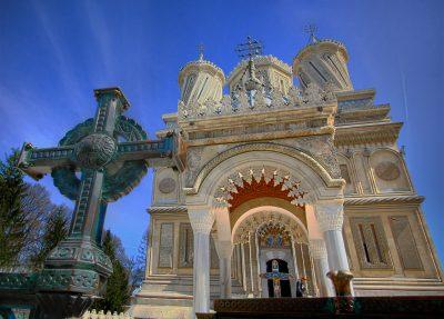 (cod 4516) Mănăstirea Curtea de Argeș