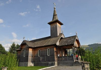 (cod 3163)  Mănăstirea Dragomirești