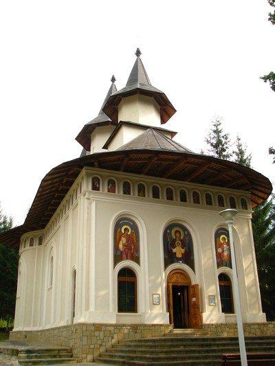 (cod 2770) Mănăstirea Durău
