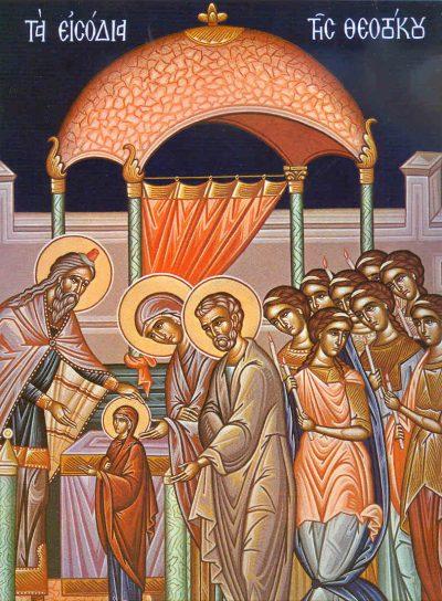 (COD 5453) Mănăstirea Intrarea Maicii Domnului în Biserică, Baimac