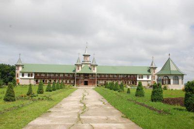 (cod 6321) Mănăstirea Mălinești, localitatea Gârceni