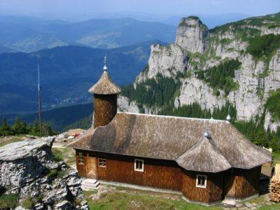 (cod 2774) Mănăstirea Muntele Ceahlău