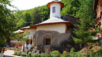 (cod 4517) Mănăstirea Nămăieşti