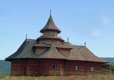 (cod 2447)  Mănăstirea Nera, Sasca Montană