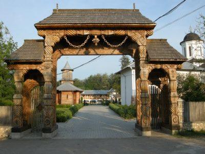 (cod 5338)  Mănăstirea Nucet
