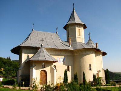 (cod 2777) Mănăstirea Peștera