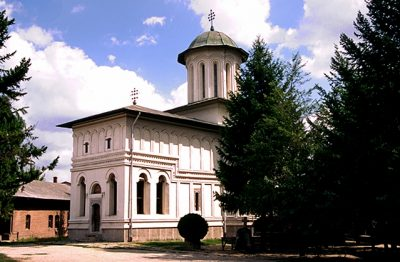 (cod 4124) Mănăstirea Plumbuita