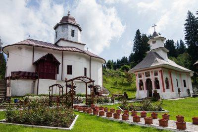 (COD 3328) Mănăstirea Predeal