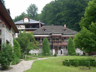 (cod 4518) Mănăstirea Robaia
